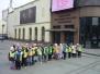 Przedszkolaki idą do teatru