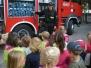 Strażacy odwiedzili przedszkole