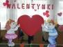Walentynki w przedszkolu
